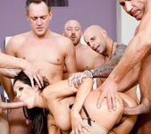 Francesca Le - LeWood Gangbang: Battle Of The MILFs 8