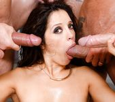Francesca Le - LeWood Gangbang: Battle Of The MILFs 12