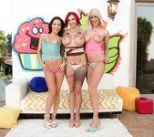 Kalina Ryu, Riley Jenner, Anna Bell Peaks - Triple BJs 8
