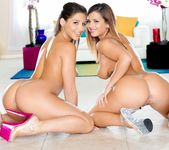Keisha Grey, Abella Danger - Anal Corruption #03 3