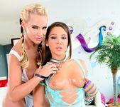 Phoenix Marie, Abella Danger - Babysit My Ass #06 6