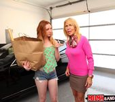 Brandi Love, Katy Kiss - All In Brandi - Moms Bang Teens 3