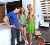 Brandi Love, Katy Kiss - All In Brandi - Moms Bang Teens 6