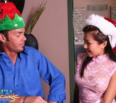 Stephanie, Jackie Lin - Christmas Bonus - Fantasy Massage 5