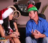 Stephanie, Jackie Lin - Christmas Bonus - Fantasy Massage 6