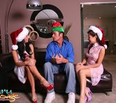 Stephanie, Jackie Lin - Christmas Bonus - Fantasy Massage 7