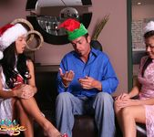 Stephanie, Jackie Lin - Christmas Bonus - Fantasy Massage 8