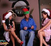 Stephanie, Jackie Lin - Christmas Bonus - Fantasy Massage 9