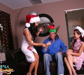 Stephanie, Jackie Lin - Christmas Bonus - Fantasy Massage 11