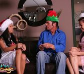Stephanie, Jackie Lin - Christmas Bonus - Fantasy Massage 12