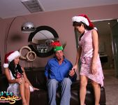 Stephanie, Jackie Lin - Christmas Bonus - Fantasy Massage 13