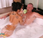 Asa Akira, Dick Chibbles - The Coach - Fantasy Massage 4
