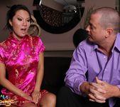 Asa Akira - Telling Mom and Dad - Fantasy Massage 2