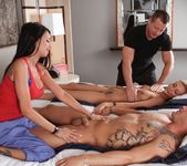 Nikki Seven, Raven Bay - Couples Massage - Fantasy Massage 6