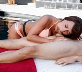 Jacky Joy - In The Pool - Fantasy Massage 9