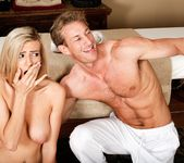 Amanda Tate - Just A Handjob Right? - Fantasy Massage 15