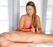 Nikki Daniels, Abby Cross - Who's The Masseuse 14
