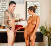 August Ames, Clover - Back In High School - Fantasy Massage 2