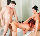 Rahyndee James, India Summer - Be Ours - Fantasy Massage 13