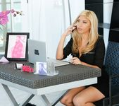 Gemma Jolie - Office Body Rub - Fantasy Massage 5