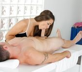 Cassidy Klein - The Masseuse At My Gym - Fantasy Massage 5