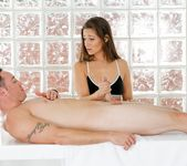 Cassidy Klein - The Masseuse At My Gym - Fantasy Massage 7