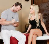 Nina Elle - Fooling The Family: Part One - Fantasy Massage 4