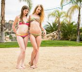 Avril Hall, Laura Brooks - Volleyball With Friends 21
