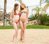 Avril Hall, Laura Brooks - Volleyball With Friends 22