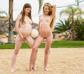 Avril Hall, Laura Brooks - Volleyball With Friends 29