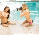 Megan Salinas, Tracy Sweet - Swimsuit Edition - Girlsway 5