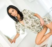 Tia Cyrus - Dress Up Dressed Down - Girlsway 15
