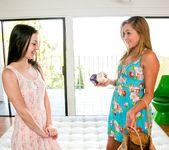 Zoey Foxx, Alexis Venton - LoveDice - Girlsway 3