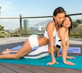 Alina Li, Veronica Rodriguez - My First Yoga Class 3