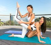 Alina Li, Veronica Rodriguez - My First Yoga Class 4
