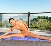 Alina Li, Veronica Rodriguez - My First Yoga Class 27