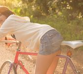 Liona - Riding My Bike - Girlsway 2