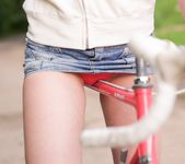 Liona - Riding My Bike - Girlsway 4