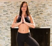 Shyla Jennings, Aidra Fox - Hot Yoga - Girlsway 16