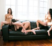 Janice Griffith, Whitney Westgate, Mia Hurley - Art Class 10