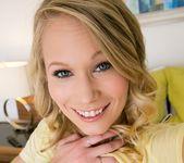 Dakota James, Halle Von - Tricking My Step-Sis - Girlsway 20