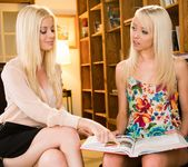 Lady Lessons Part Four: The Tutor - Girlsway 2