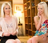 Lady Lessons Part Four: The Tutor - Girlsway 3