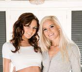 Halle Von, Ariana Marie - Tryouts - Girlsway 28