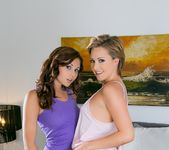Bailey Bae, Ariana Marie - My Best Friend's Bed - Girlsway 26