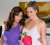 Bailey Bae, Ariana Marie - My Best Friend's Bed - Girlsway 27