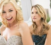Tara Morgan, Kenna James - Unexpected Prom Date - Girlsway 2