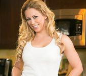 Cherie DeVille, Alina West - Never Too Small - Girlsway 17