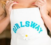 Cherie DeVille, Alina West - Never Too Small - Girlsway 28