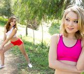 Ariana Marie, Dakota Skye - Sprint and Soak - Girlsway 2